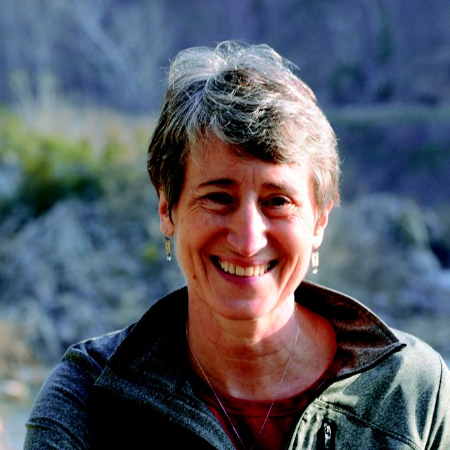 Photo of Sally Jewell